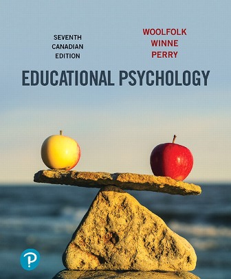 Solution Manual (Downloadable Files) for Educational Psychology, 7th Canadian Edition, Anita Woolfolk, Philip H. Winne, Nancy E. Perry, ISBN-10: 0134832213, ISBN-13: 9780134832210
