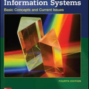 Solution Manual (Downloadable Files) for Accounting Information Systems, 4th Edition, Robert Hurt, ISBN-10: 0078025885, ISBN-13: 9780078025884