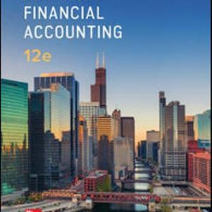 Solution Manual (Downloadable Files) for Advanced Financial Accounting, 12th Edition, Theodore Christensen, David Cottrell, Cassy Budd, ISBN-10: 1259916979, ISBN-13: 9781259916977