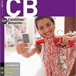 Solution Manual (Downloadable Files) for CB7, 7th Edition, Barry J. Babin, Eric Harris, ISBN-10: 1305403223, ISBN-13: 9781305403222