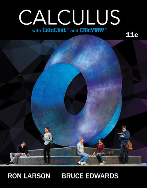 Test Bank (Downloadable Files) for Calculus, 11th Edition, Ron Larson, Bruce H. Edwards, ISBN-10: 1337275344, ISBN-13: 9781337275347