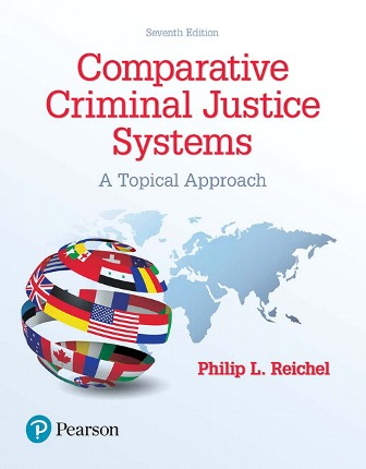Test Bank (Downloadable Files) for Comparative Criminal Justice Systems: A Topical Approach, 7th Edition, Philip L. Reichel, ISBN-10: 0134548450, ISBN-13: 9780134548456, ISBN-10: 0134558987, ISBN-13: 9780134558981
