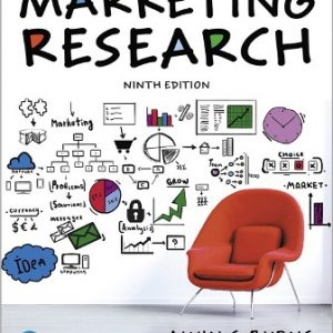 Test Bank (Downloadable Files) for Marketing Research, 9th Edition, Alvin C. Burns, Ann F. Veeck, ISBN: 9780134895383, ISBN-10: 0134895126, ISBN-13: 9780134895123
