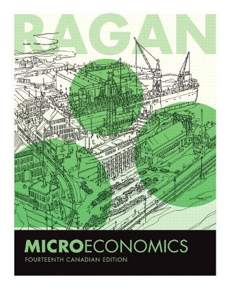 Test Bank (Downloadable Files) for Microeconomics, 14th Canadian Edition, Christopher T.S. Ragan, ISBN-10: 0321866347, ISBN-13: 9780321866349
