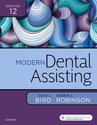 Test Bank (Downloadable Files) for Modern Dental Assisting, 12th Edition, Doni L. Bird, Debbie S. Robinson, ISBN: 9780323430302