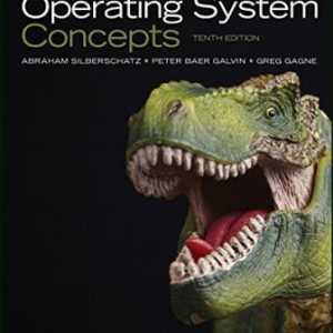 Solution Manual (Downloadable Files) for Operating System Concepts, 10th Edition, Abraham Silberschatz, Peter B. Galvin, Greg Gagne, ISBN-13: 9781119320913