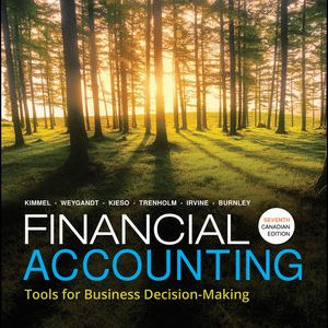 Test Bank (Downloadable Files) for Financial Accounting: Tools for Business Decision-Making, 7th Canadian Edition, Kimmel, ISBN-10: 1119368456, ISBN-13: 9781119368458