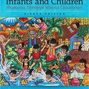 Test Bank (Downloadable Files) for Infants and Children: Prenatal through Middle Childhood, 8th Edition, Berk, Meyers, ISBN-10: 0133936724, ISBN13: 9780133936728