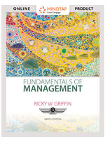 Test bank for Griffin's Fundamentals of Management 9th Edition Ricky W. Griffin ISBN: 9781305959842 9781305959842