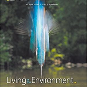 Test bank for Living in the Environment 9th Edition G. Tyler Miller Jr., Scott Spoolman ISBN: 9781337094153 9781337094153