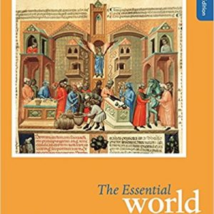 Test bank for The Essential World History Volume I 8th Edition William J. Duiker,Jackson J. Spielvogel ISBN: 9781305645356 9781305645356