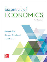 Test Bank for Essentials of Economics 4th Edition Stanley Brue, Campbell McConnell, Sean Flynn ISBN: 9781259234620 9781259234620