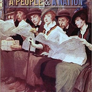 Test bank for A People and a Nation: A History of the United States 10th Edition Mary Beth Norton, Jane Kamensky, Carol Sheriff, David W. Blight, Howard P. Chudacoff, Fredrik Logevall, Beth Bailey, Debra Michals ISBN: 9781285430843 9781285430843