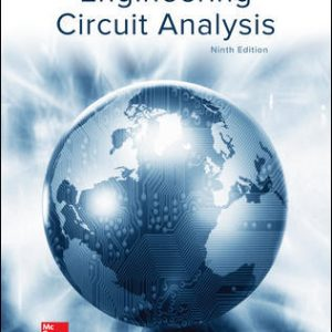 Test Bank (Downloadable files) For Engineering Circuit Analysis 9th Edition By William Hayt,Jack Kemmerly,Jamie Phillips,Steven Durbin,ISBN10: 0073545511,ISBN13: 9780073545516
