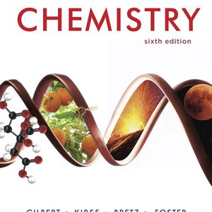 Solution Manual (Downloadable Files) for Chemistry 6th edition by Thomas R Gilbert, Rein V Kirss, Stacey Lowery Bretz, Natalie Foster, ISBN: 9780393428896