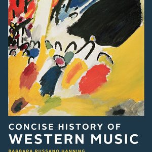 Solution Manual (Downloadable files) for Concise History of Western Music 5th Edition Anthology Update by Barbara Russano Hanning, ISBN: 9780393421682