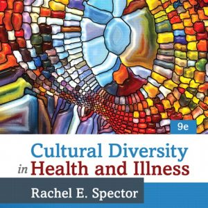 Solution Manual For Cultural Diversity in Health and Illness, 9th Edition By E. Spector