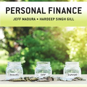 Test Bank For Personal Finance, 4th Canadian Edition By Madura