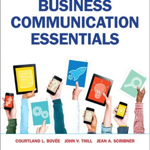 Solution Manual For Business Communication , 5th Canadian Edition By L. Bovee