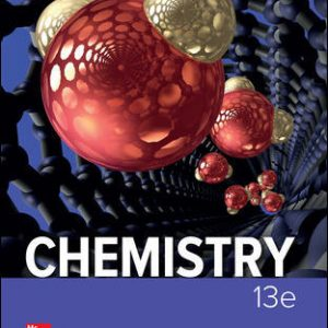 Test Bank (Downloadable files) Chemistry 13th Edition By Raymond Chang,Jason Overby ISBN10: 1259911152 ISBN13: 9781259911156