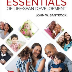Solution Manual (Downloadable files) For Essentials of Life-Span Development 6th Edition By John Santrock, ISBN10: 1260054306, ISBN13: 9781260054309