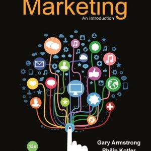 Solution Manual For Marketing: An Introduction, 13th Edition By Armstrong