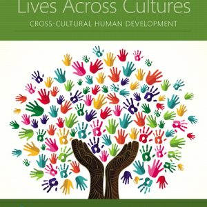 Solution Manual For Lives Across Cultures: Cross-Cultural Human Development, 6th Edition By Gardiner