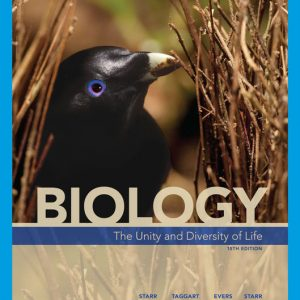 Test Bank (Downloadable Files) for Biology The Unity and Diversity of Life, 15th Edition By Cecie Starr, Ralph Taggart, Christine Evers, Lisa Starr, ISBN-10 0357464877, ISBN-13 9780357464878