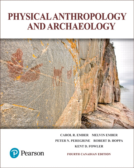 Test Bank For Physical Anthropology and Archaeology, 4th Canadian Edition By Ember