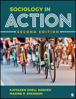 Test Bank (Downloadable files) For Sociology in Action 2nd Edition Edited by: Kathleen Odell Korgen, Maxine P. Atkinson, ISBN: 9781071802281, ISBN: 9781544356419