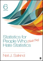 Test Bank (Downloadable files) For Statistics for People Who (Think They) Hate Statistics 6th Edition By Neil J. Salkind, ISBN: 9781506378145, ISBN: 9781506380278